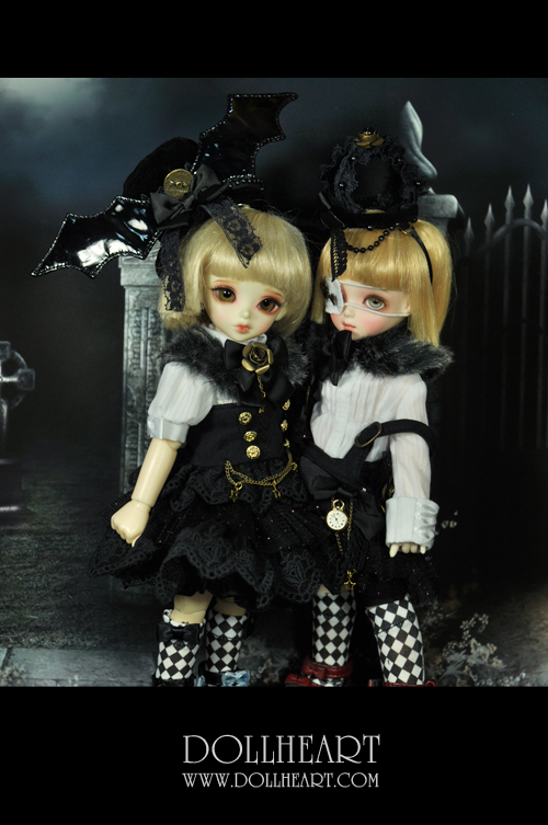 [Gothic Moon] SET 3 DH000388