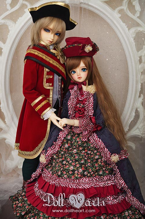 [Pre-order][Dollism 10th Anniversary] DH000410 Palace Set A