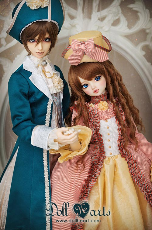 [Pre-order][Dollism 10th Anniversary] DH000412 Palace Set C