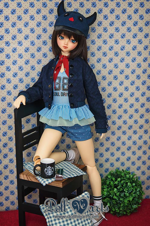 [Pre-order] LD000722 Playful Girl [Playful Casual]