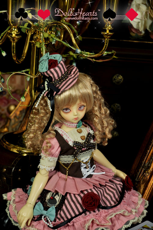 MD000195 PINK ALICE MSD VER.