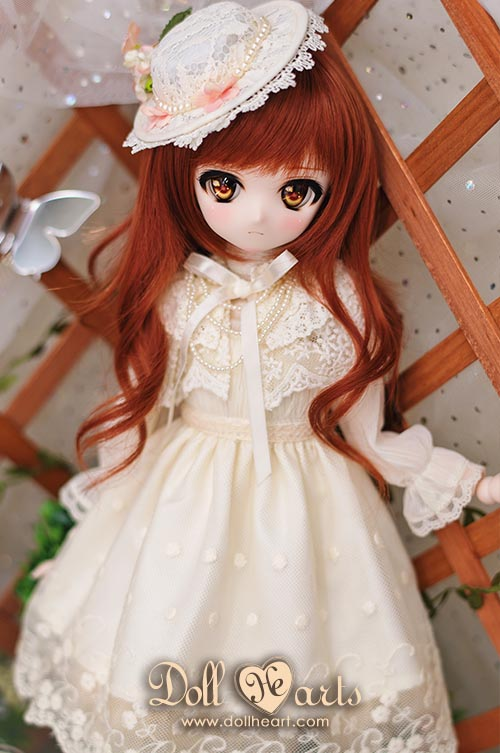 [Pre-order] MD000259 Pearl Lace Girl [Lace Style]