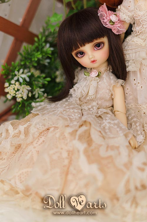 YD000228 Mini Sleeveless Ver [Lace Romance]