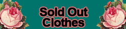 SOLDOUT - CLOTHES